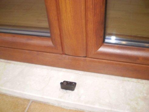 Finestra alluminio-legno per privato (esterno alluminio) Allfer Castenedolo Brescia